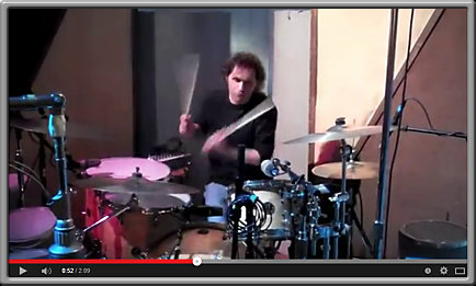 Andre LaBelle Drum Video
